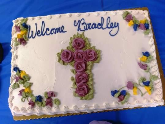 Meet&Greet cake